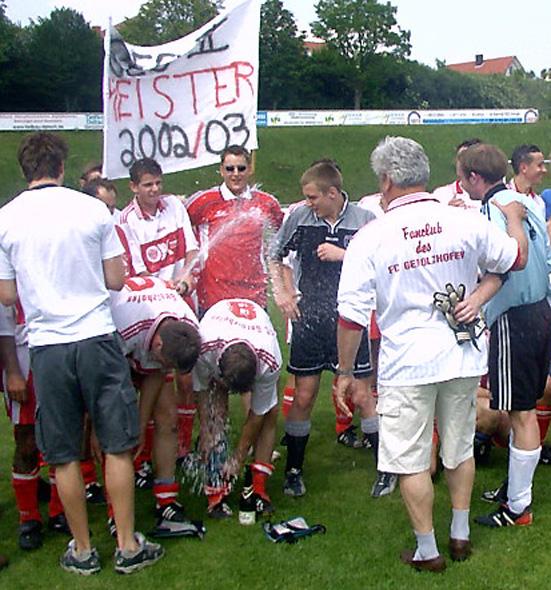 2. MS Meister 2003 Bild 1